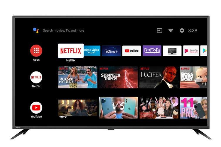 "Kogan 50"" Smart HDR 4K UHD LED TV Android TV™ (Series 9, XU9210)"