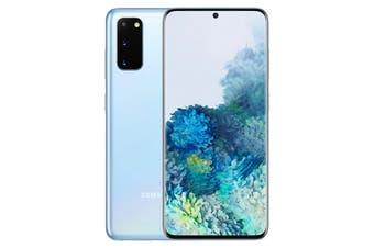 Samsung Galaxy S20 5G Dual SIM (12GB RAM, 128GB, Cloud Blue)