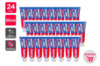 Scotts Instant Hand Sanitiser (50ml) - 24 Pack