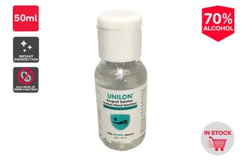 Unilon Surgical Solution Instant Hand Sanitizer (50ml)