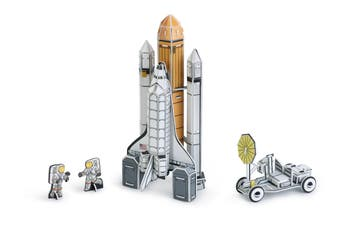 Space Shuttle Discover 3D Puzzle