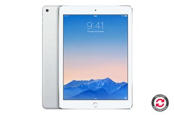 Apple iPad Air 2 Refurbished (16GB, Wi-Fi, Silver) - AB Grade
