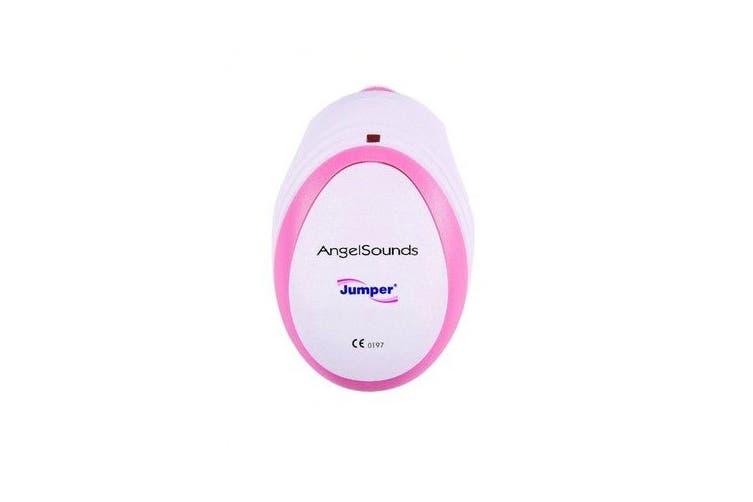 AngelSounds Fetal Doppler Heartbeat Monitor