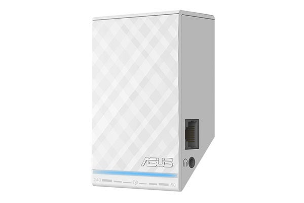 Networking & Wireless - ASUS Wireless Concurrent N600 Range Extender (RP-N53)