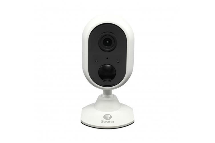 Swann 1080p Full HD Wi-Fi Indoor Security Camera with Audio, Night Vision, Local & Cloud Storage (SWWHD-INDCAM)