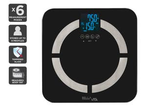 Bella Vita Digital Body Weight Scales