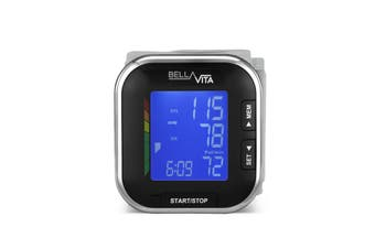 Bella Vita Digital LCD Wrist Blood Pressure Monitor