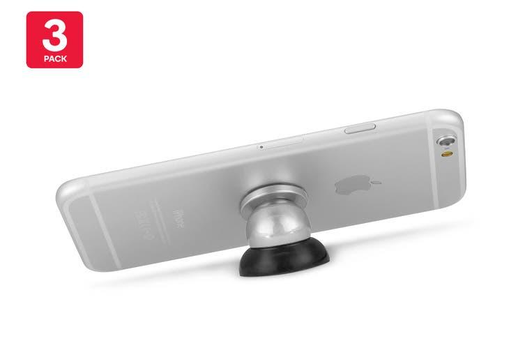 3 Pack Universal Magnetic Smartphone Holder
