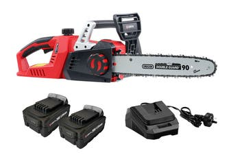 Certa PowerPlus 2 x 20V Brushless Chainsaw Kit