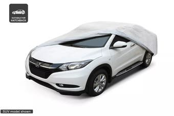 Certa Car Cover (Hatchback/Medium Sedan)
