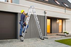 Certa 4.7m Multipurpose Aluminium Foldable Ladder