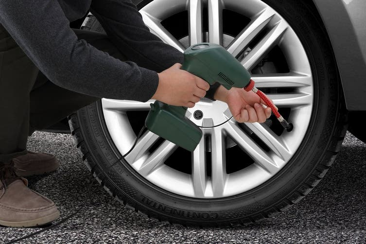 Certa Big Wolf Air Compressor Tyre Inflator