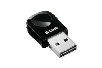 D-Link Wireless N300 Nano USB Adapter (DWA-131)