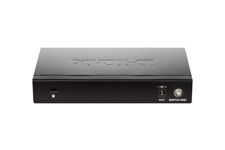 D-Link 8 Port Gigabit EasySmart Switch