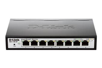 D-Link 8 Port Gigabit EasySmart Switch