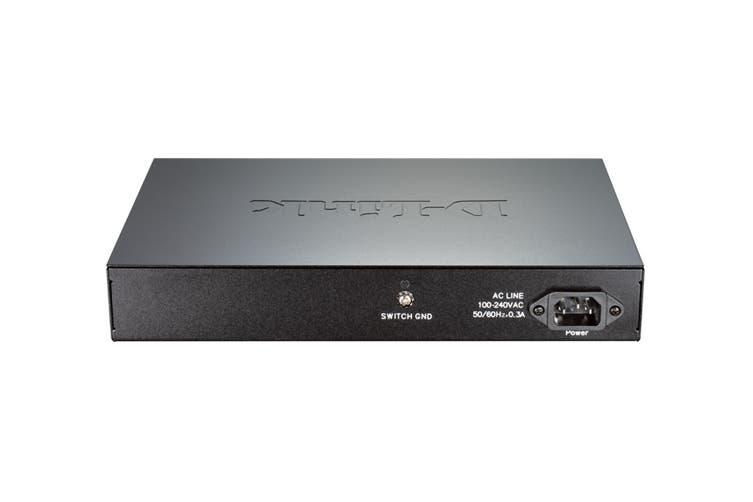 D-Link 16 Port Gigabit EasySmart Switch