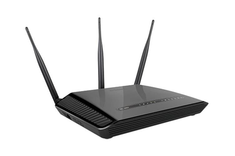 D-Link Python - Dual Band Wireless AC1600 Gigabit ADSL2+/VDSL2 Modem Router (DSL-2888A)