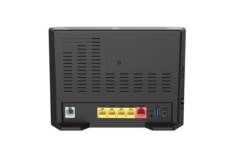 D-Link Dual-Band Wireless AC750 ADSL2+ Modem Router (DSL-2877AL)