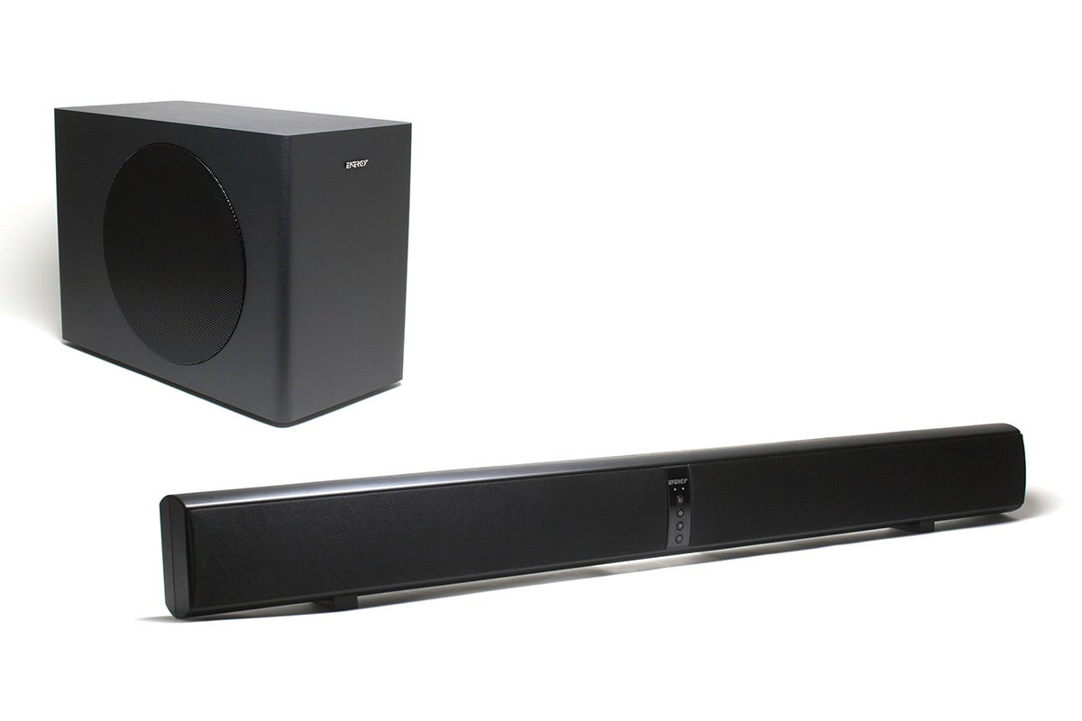 "Home Theatre - Energy Power Bar Elite Soundbar by Klipsch with 10"" Wireless Subwoofer"