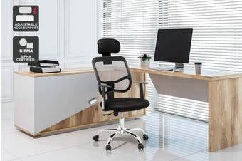 Ergolux EZ7 Ergonomic Mesh Office Chair