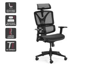 Ergolux EX10S Ergonomic Mesh Office Chair
