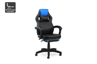 Ergolux Tempest Gaming Chair (Blue)