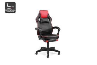 Ergolux Tempest Gaming Chair (Red)