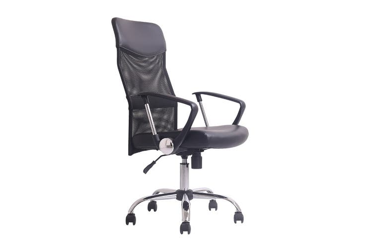 Ergolux Designer High Back Mesh Office Chair