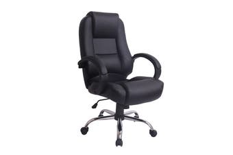 Ergolux Oxford High Back Padded Office Chair
