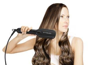 Estelle Premium Ionic Hair Straightening Brush
