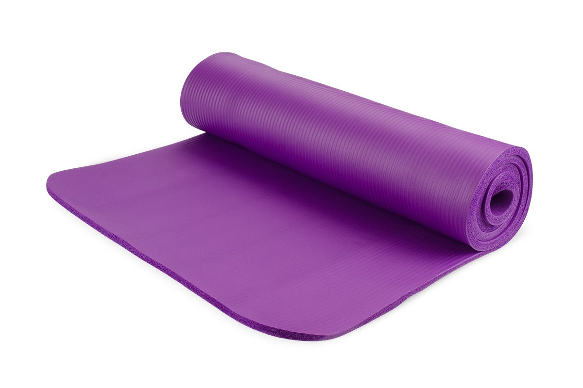 Fortis Yoga Mat (Purple)