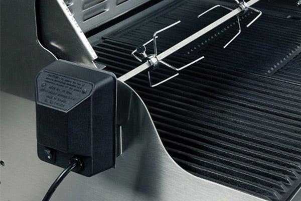 Gasmate 240V Universal Rotisserie Kit