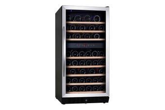 Grand Cru 94 Bottle Dual Zone Wine Fridge (GC100D)
