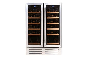 Grand Cru 36 Bottle Wine Dual Zone Fridge (GC36D)