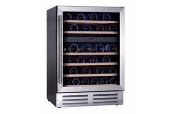 Grand Cru 46 Bottle Dual Zone Wine Fridge (GC46D)