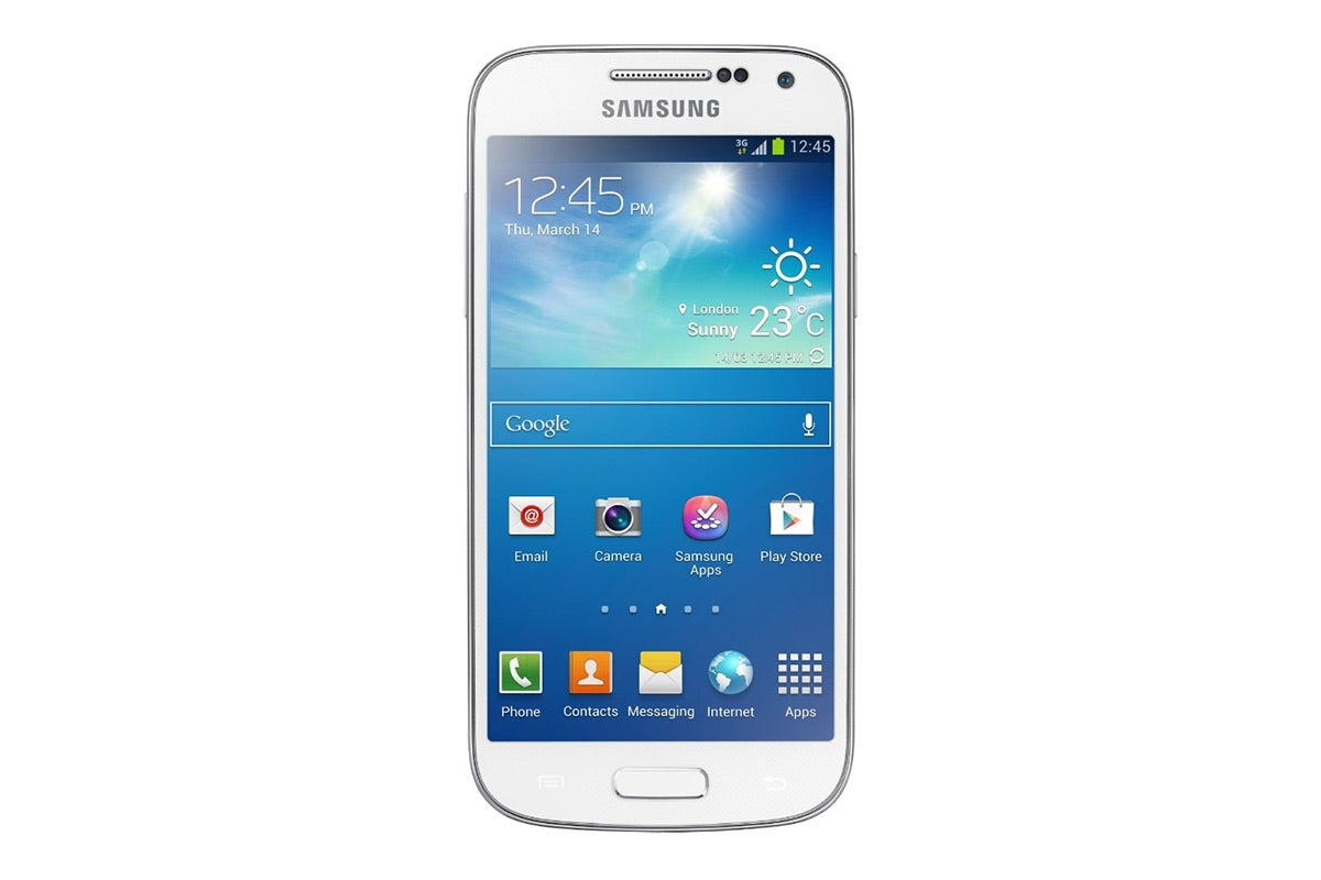 Android Phones - Samsung Galaxy S4 Mini 4G LTE I9195 (White)