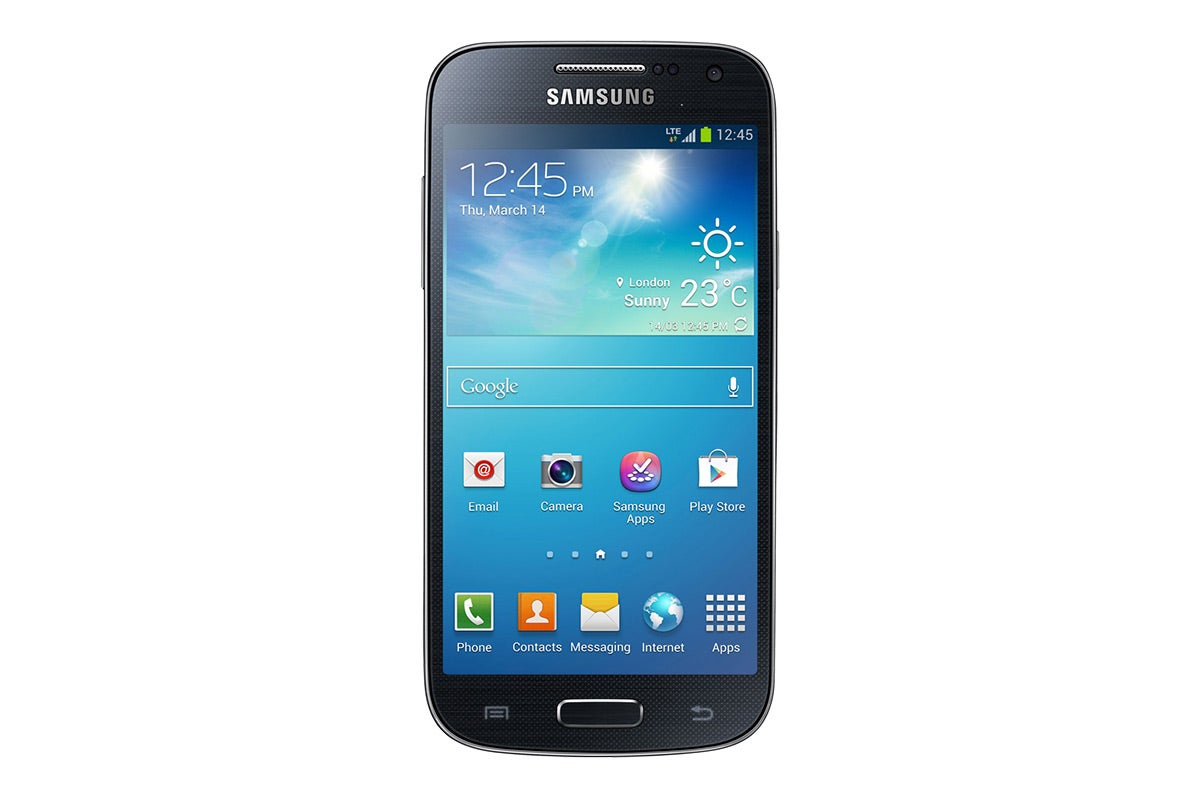 Android Phones - Samsung Galaxy S4 Mini 4G LTE I9195 (Black)