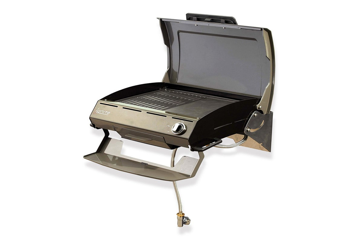 View more of the Gasmate Ignite Compact Folding BBQ (Natural Gas)