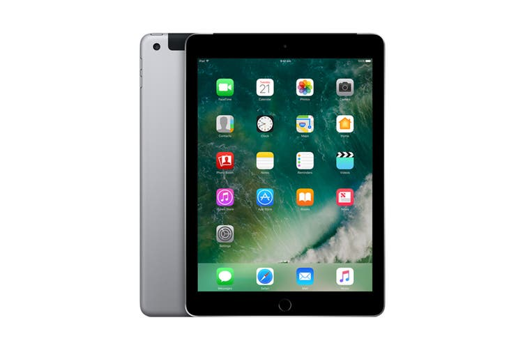 Apple iPad 2017 (128GB, Cellular, Space Grey)