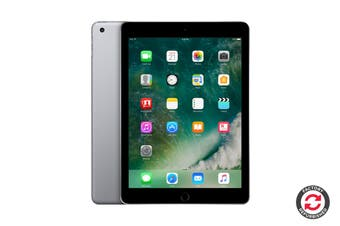 Apple iPad 5 Refurbished (128GB, Wi-Fi, Grey) - AB Grade