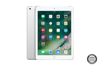 Apple iPad 2017 Refurbished (32GB, Cellular, Silver) - A+ Grade