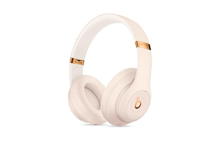 Beats Studio3 Wireless Over-Ear Headphones (Porcelain Rose)