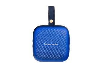 Harman Kardon Neo Portable Bluetooth Speaker (Midnight Blue)