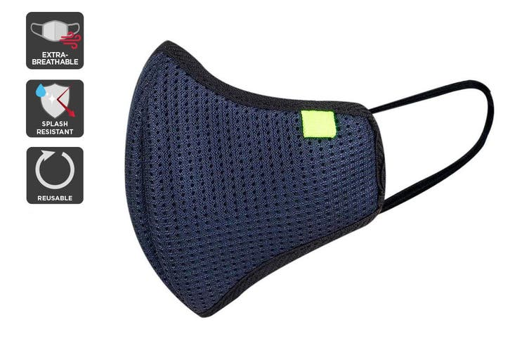 Reusable 95 Impact Face Mask (Blue)