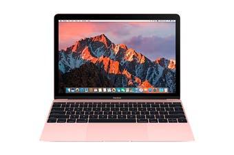 """Apple 12"""" MacBook (256GB, 1.2GHz m3, Rose Gold) - MNYM2"""