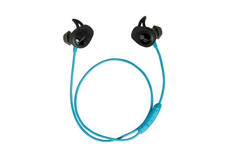 Bose SoundSport Wireless Headphones (Blue)