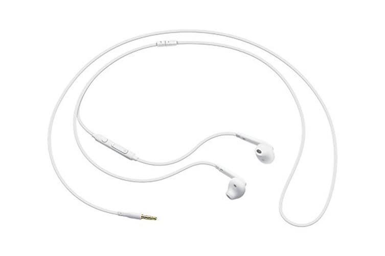 Samsung Hybrid Headphones (White)