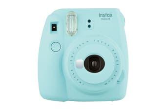 Fujifilm Instax Mini 9 Instant Camera (Ice Blue)