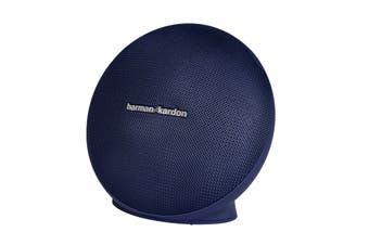 Harman Kardon Onyx Mini Bluetooth Speaker (Blue)