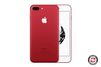 Apple iPhone 7 Plus Refurbished (128GB, RED - Special Edition) - A Grade
